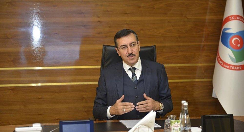 Türkiye Gümrük ve Ticaret Bakanı Bülent Tüfenkci