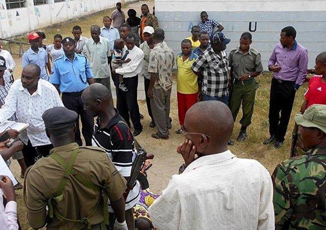 Kenya'daki terör saldırısında Müslümanlar, Hristiyanlara siper oldu