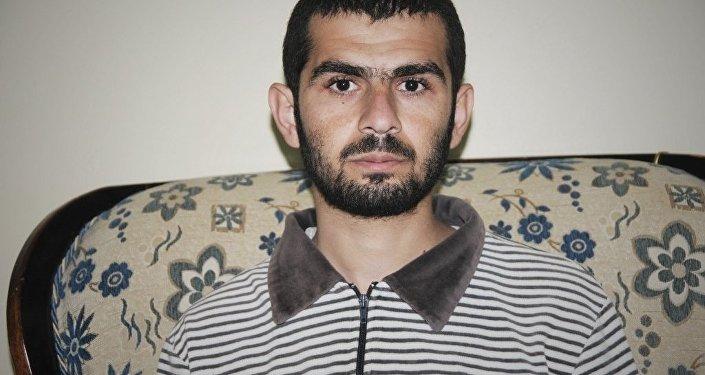 IŞİD üyesi Mahmut Gazi Tatar