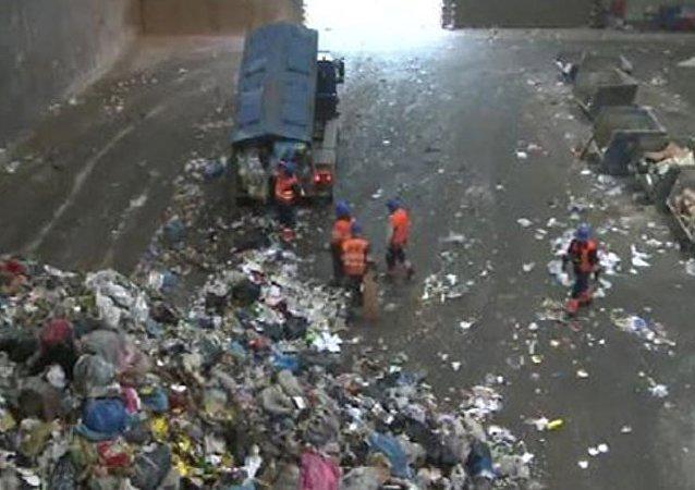 Polonya- çöp