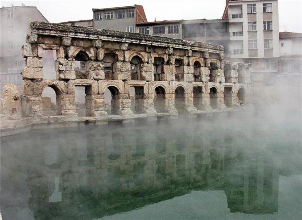 Tarihi Roma Hamamı