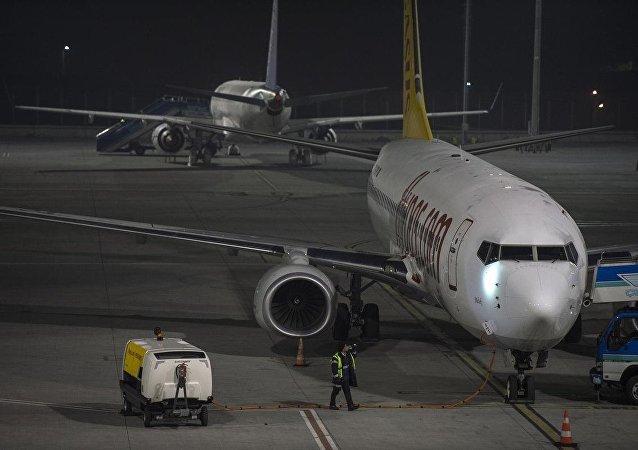 Sabiha Gökçen Havaalanı'ndaki patlama
