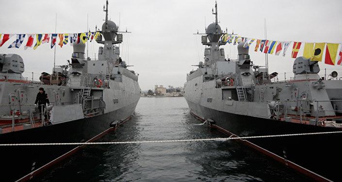 Rusya, Kalibr füzesiyle donatılmış iki savaş gemisini Akdenize gönderiyor 11