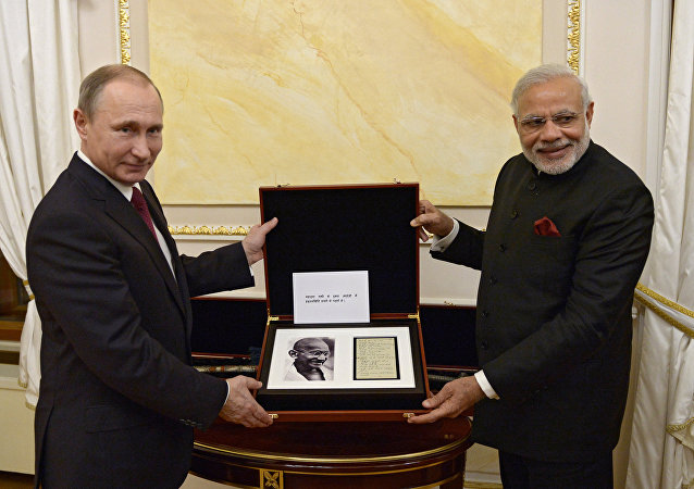 Putin ile Mudi