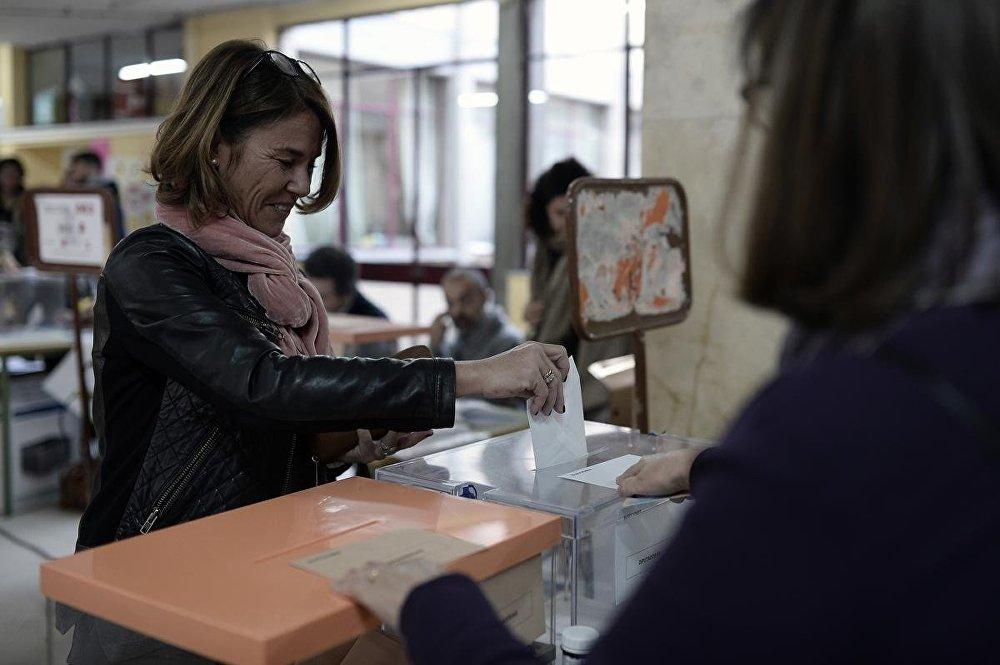 İspanya'da genel seçim