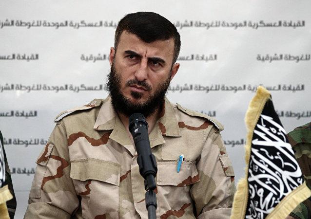 İslam Ordusu lideri Zehran Alluş