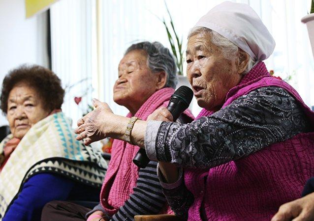 Japonya, seks kölesi yaptığı Güney Koreli kadınlar için tazminat ödeyecek