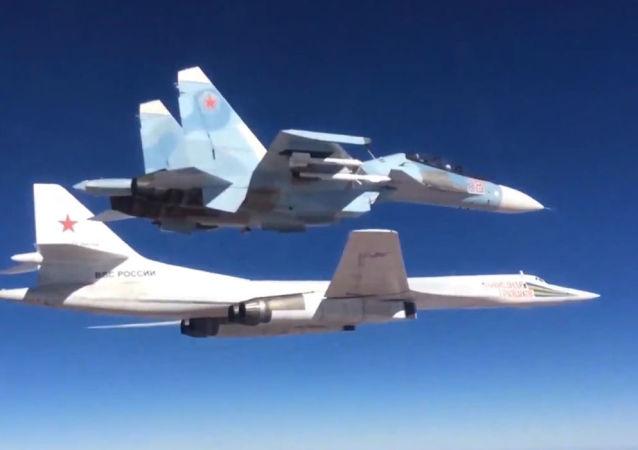 Rusya'nın Suriye'de hava operasyonu