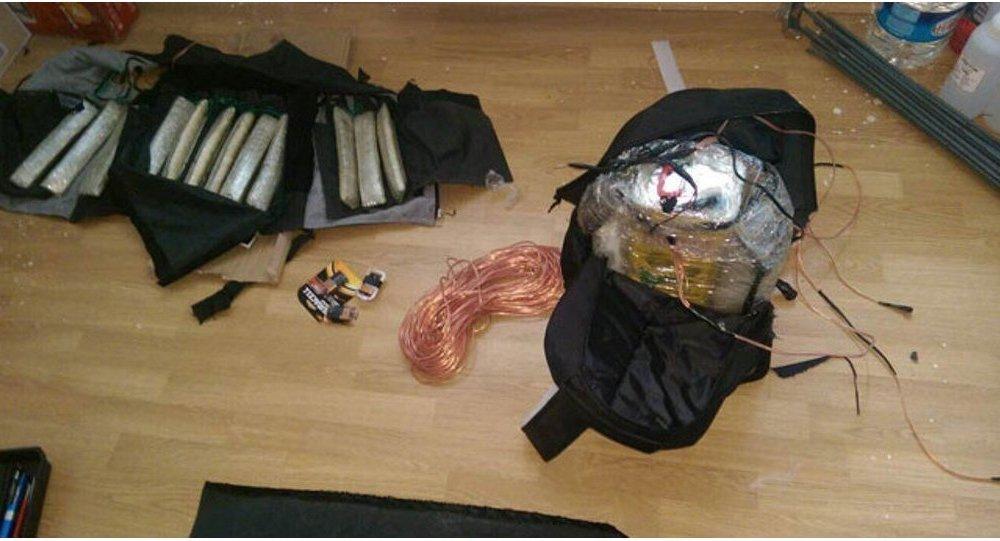 Ankara'da canlı bomba düzenekleri yakalandı