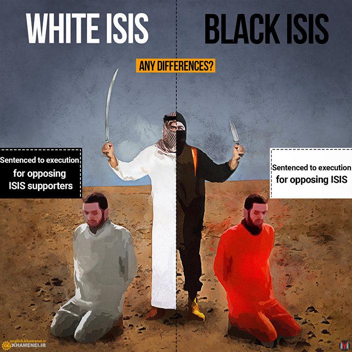 'IŞİD'le Suudi Arabistan arasında fark var mı?'