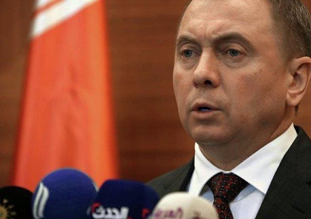 Belarus Dışişleri Bakanı Vladimir Makey