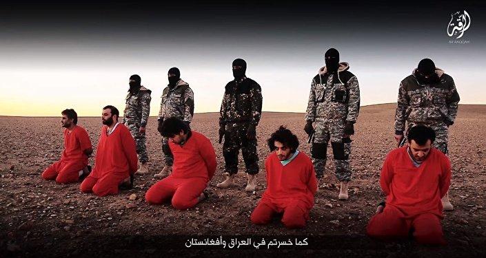 IŞİD'den İngiltere'ye tehdit videosu