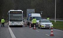 Schengen uygulaması, sınır kontrolü