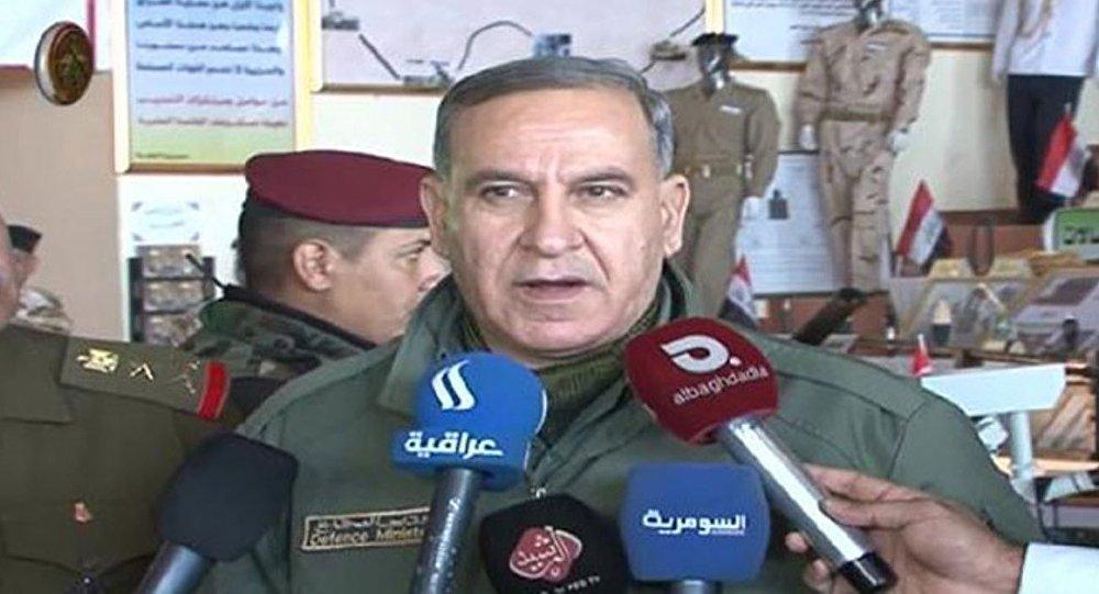 Irak Savunma Bakanı Halid el Ubeydi