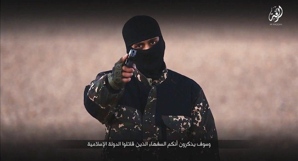 IŞİD - İngiltere tehdit videosu