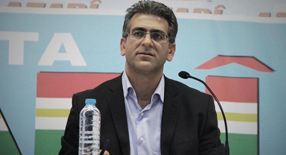 HDP Van Milletvekili Adem Geveri