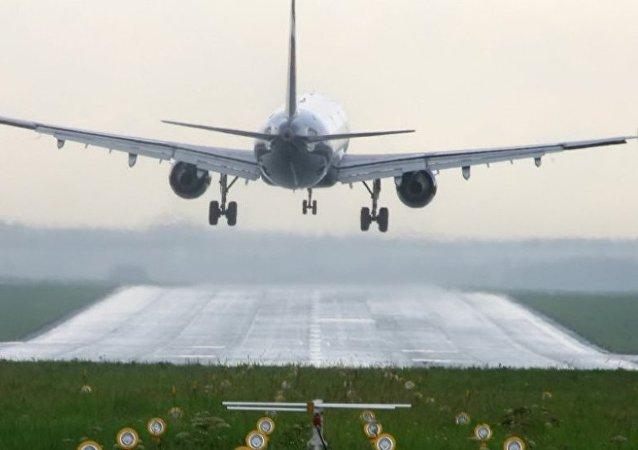 Uçak - Havaalanı