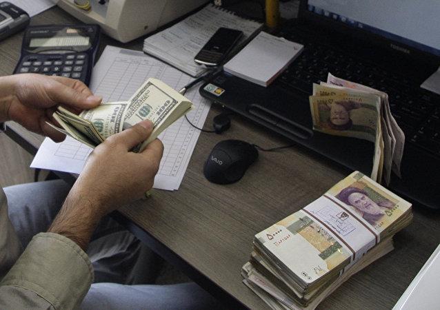 İran riyali - ABD doları