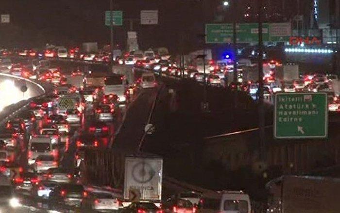 İstanbul'da en çok kaza meydana gelen yollar açıklandı
