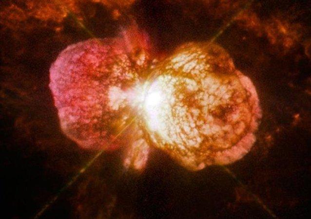 Beş süper yıldız keşfedildi