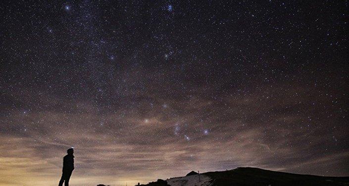 Meteor - Yıldız - Gökyüzü
