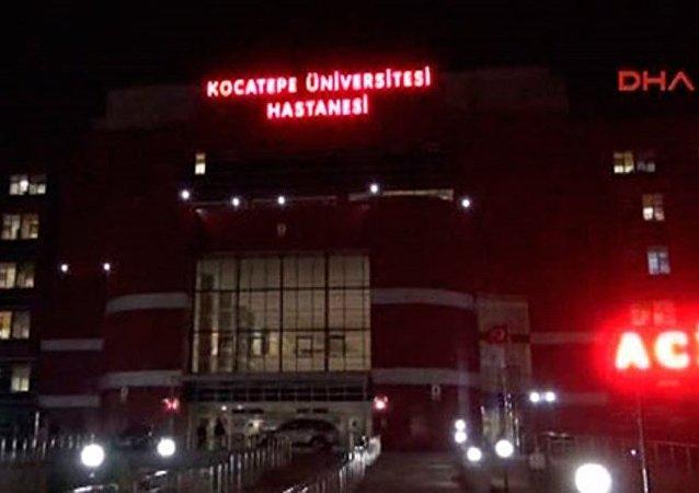 AK Partili 4 milletvekili trafik kazası geçirdi