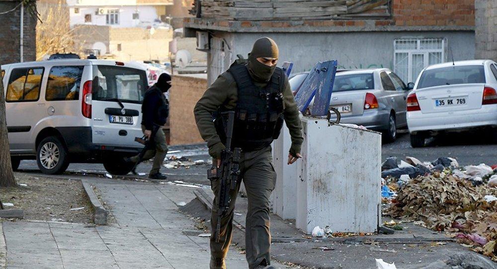 Diyarbakır, çatışma, operasyon