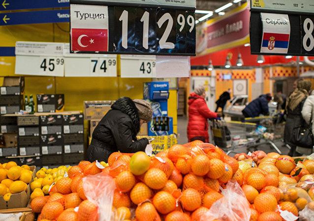 Rus ajansı Türk ürünlerine karşı denetimleri artırdı