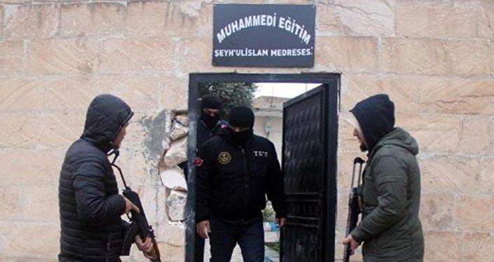 Şanlıurfa ve Mersin'de IŞİD operasyonu