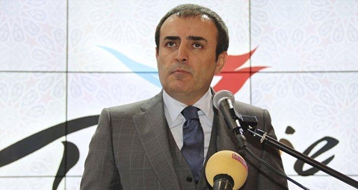 Kültür ve Turizm Bakanı Mahir Ünal