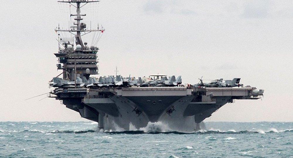 USS Harry S. Truman uçak gemisi