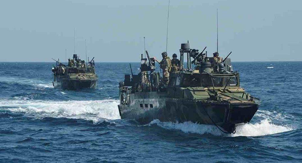 İran'ın serbest bıraktığı ABD'li askerler