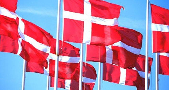 Danimarka bayrak
