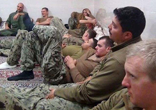 İran'ın gözaltına aldığı ABD askerleri
