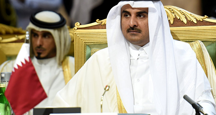 Katar Emiri Hamad bin Halife el Tani