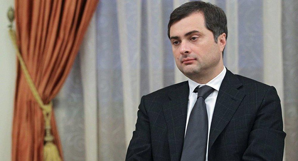Rusya Devlet Başkan Yardımcısı Vladislav Surkov