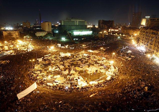 Mısır - Hüsnü Mübarek - Tahrir Meydanı
