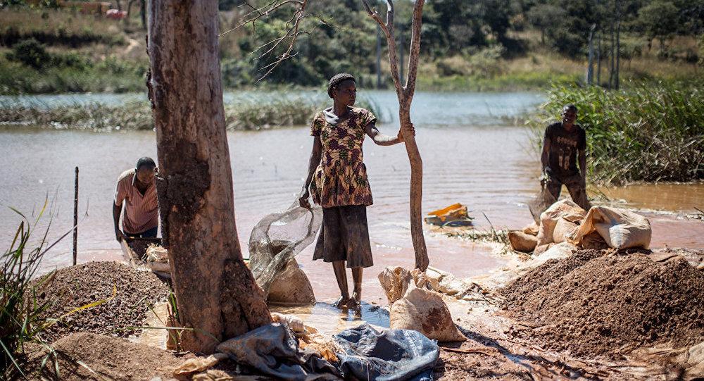 Dünyadaki kobaltın yarısından fazlası Kongo'da üretiliyor.