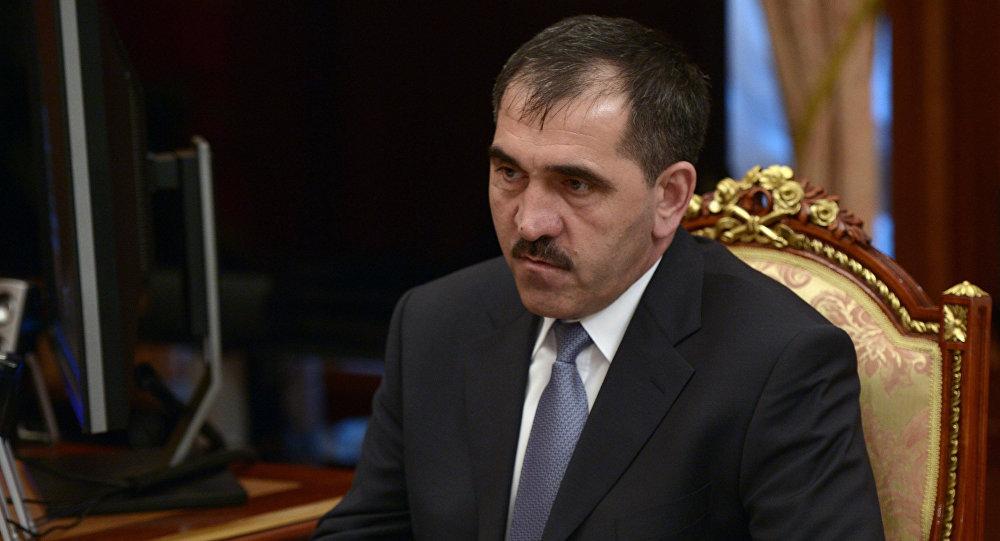 İnguşetya Cumhurbaşkanı Yunus-Bek Yevkurov