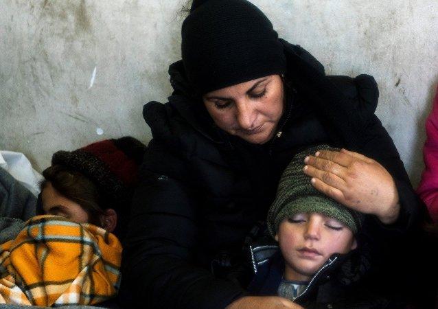 Göçmen - Sığınmacı - Mülteci - Sırbistan