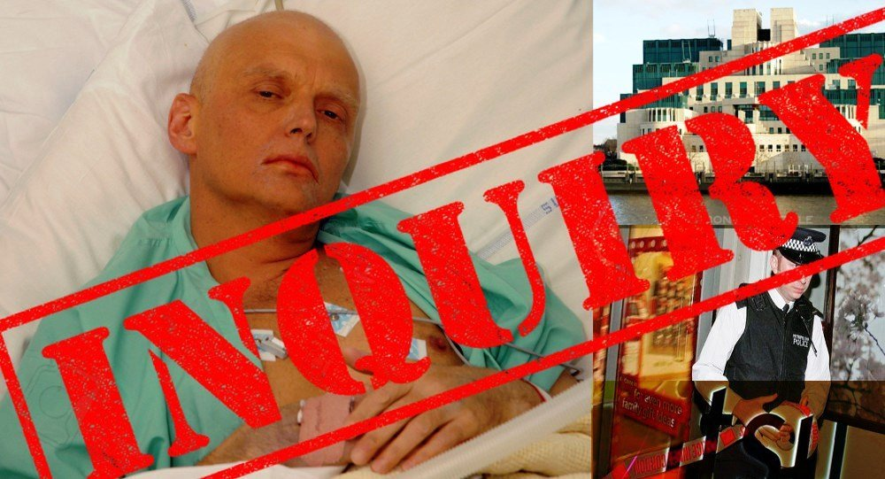 Litvinenko soruşturması