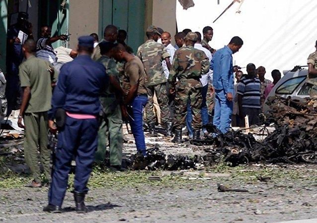 Somali bombalı saldırı