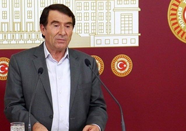 Eski BDP milletvekili Halil Aksoy