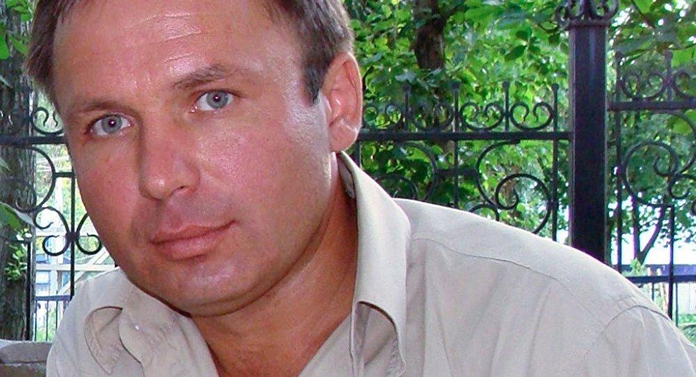 Rus pilot Konstantin Yaroşenko