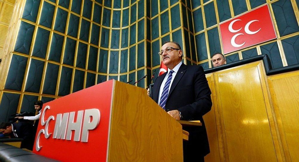MHP Grup Başkanvekili Oktay Vural