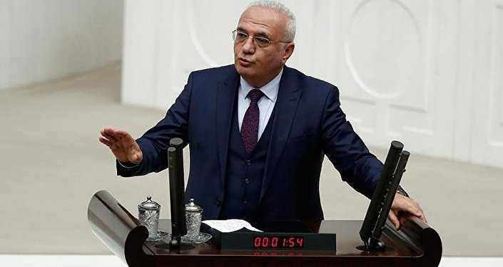 Ekonomi Bakanı Mustafa Elitaş