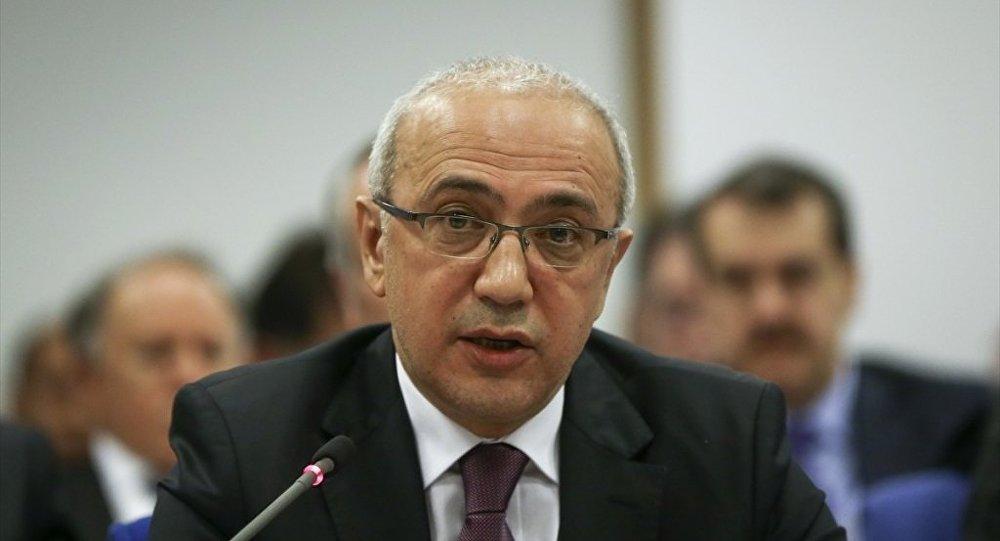 Başbakan Yardımcısı ve Lütfi Elvan