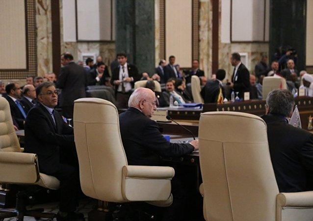 İslam İşbirliği Teşkilatı Üyesi Ülkeleri Parlamento Birliği (İSİPAB)