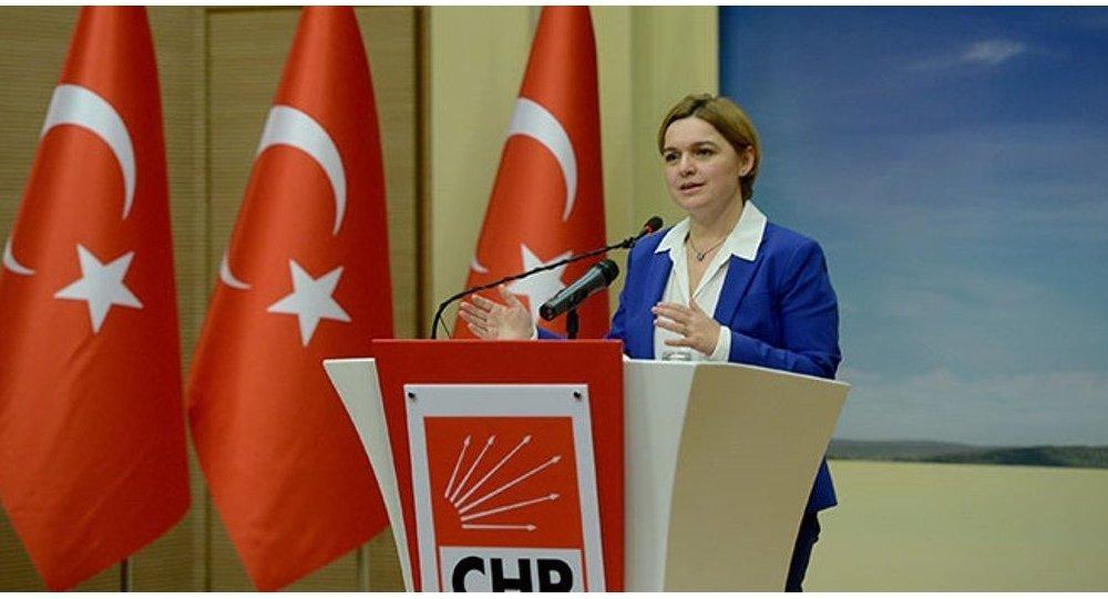 CHP Genel Başkan Yardımcısı ve Parti Sözcüsü Selin Sayek Böke