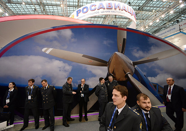 Rusya Federal Hava Taşımacılığı Ajansı Rosaviatsia